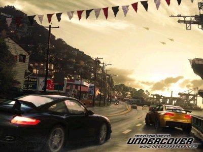 Картинки из игр (NFS Undercover) (4 картинки)