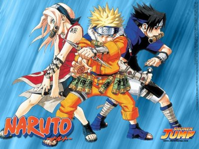 Картинки аниме Наруто (9 картинок)