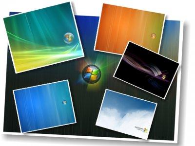 Обои на рабочий стол Windows Vista (36 картинок)