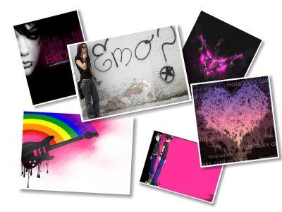 Эмо картинки (продолжение) (42 картинки)
