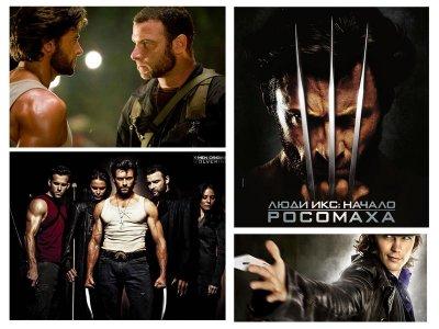 Картинки из фильма Люди Икс 4 Начало: Росомаха (X-Men Origins: Wolverine) (31 картинка)